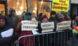 Statement from Community Voices Heard: Mayor de Blasio's State of the City