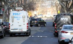 George Carrasquillo was discovered shot multiple times inside his SUV along Hone Avenue in Morris Park on February 5.--Photo by David Greene