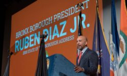 Bronx Borough President Ruben Diaz Jr. Photo Credit: Michael Palma/Bronxnet
