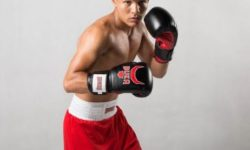 Murodjon Akhmadaliev. Credit: Real Deal Boxing