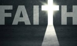 Matters of Faith: At Our Lowest Point