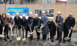 Habitat for Humanity New York City and Almat Group Break Ground on Sydney House