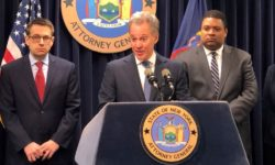 On March 12, then-NY Attorney General Eric Schneiderman  announced felony charges against Mount Vernon Mayor Richard Thomas.