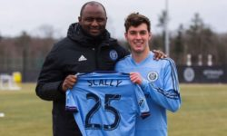 NYCFC Signs Second Homegrown Player