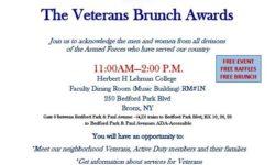 Veterans Brunch Awards – Hosted by Community Board 7