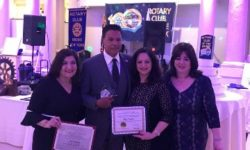 Ray Negron Honored At Bronx Rotary Centennial Celebration