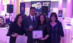 Ray Negron Honored At Bronx Rotary Centennial Celebration
