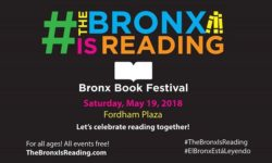 The Bronx Is Reading: Bronx Book Festival – May 19