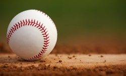 Baseball on the Pitchers Mound Close Up with room for copy; Shutterstock ID 124533910; PO: The Huffington Post; Job: The Huffington Post; Client: The Huffington Post; Other: The Huffington Post