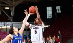 Fordham's G'mrice Davis Inks Training Camp Deal