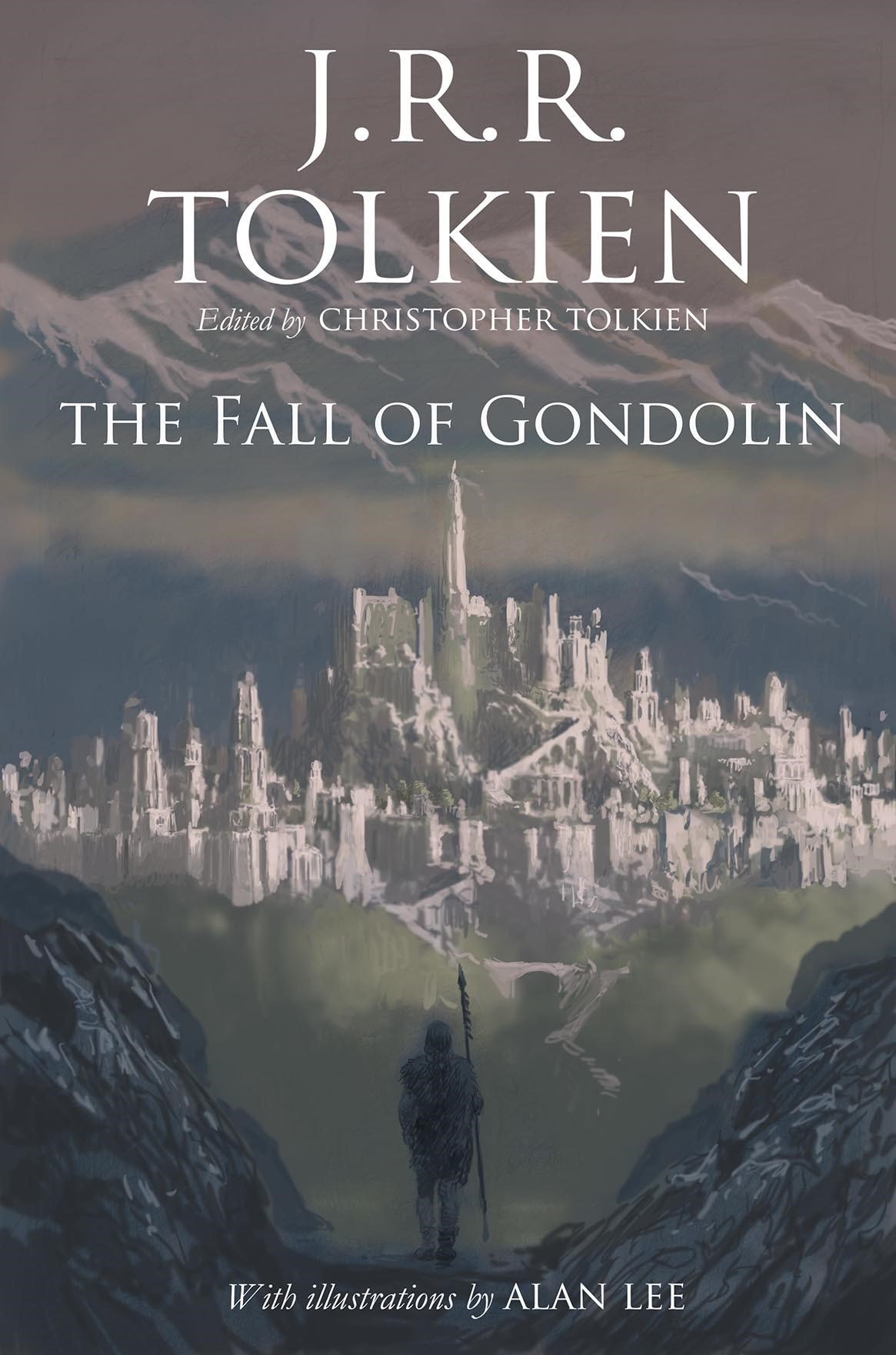 Return to Middle-Earth for Houghton Mifflin Harcourt