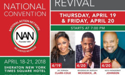 National Action Network 2018 Convention. April 18-21, 2018