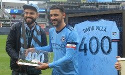 Villa Honored And Scored In NYCFC Home Win