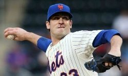 Matt Harvey No Longer Mets Drama