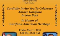 "8th ""Abrazo Garifuna in New York"""