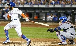 Rosario Adjusting And Mets Dominate Blue Jays