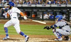 Rosario Adjusting And Mets Dominate Blue Jays