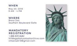 Free Mega Citizenship Drive – May 20