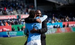 Coach Vieira Departs NYCFC  For Opportunity