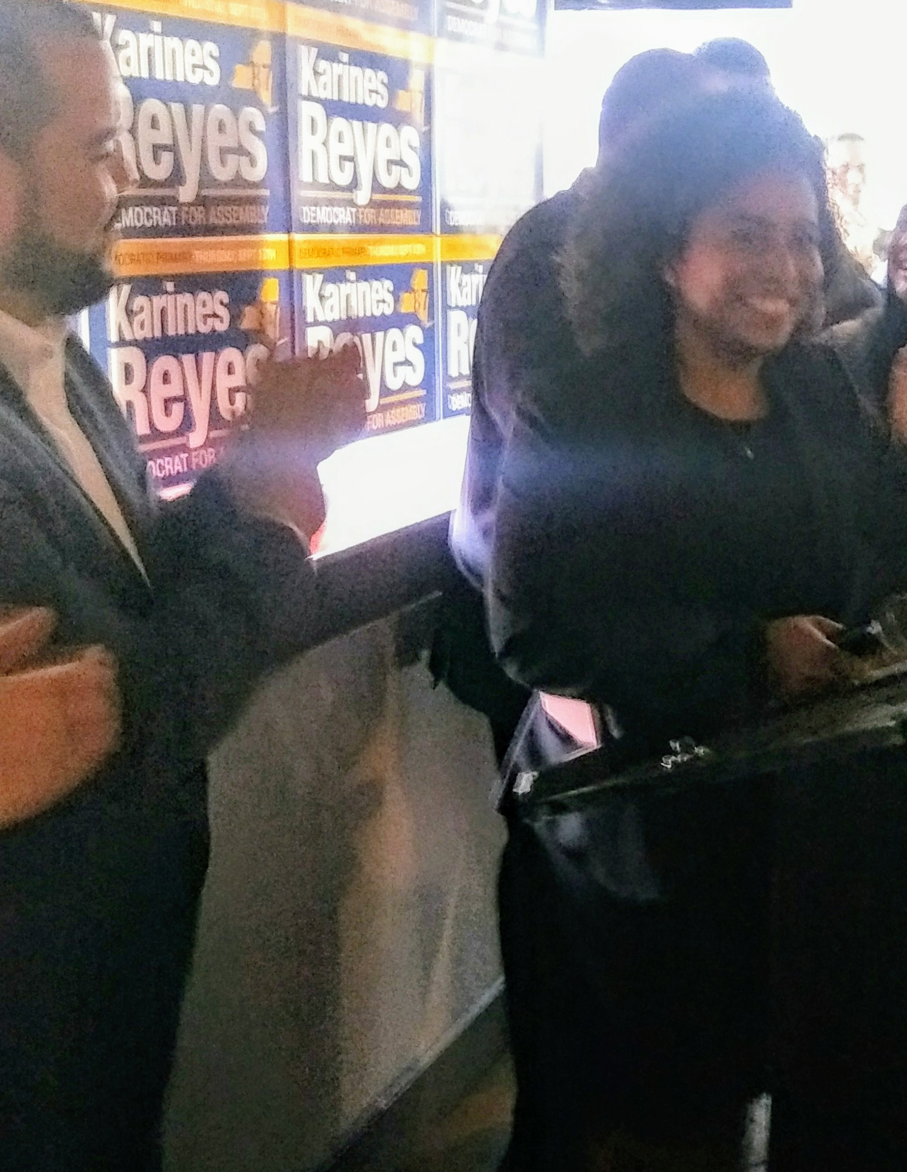 Newcomer Karines Reyes Announces for 87th Assembly District Vacancy