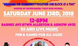 Hello Summer Block Party – June 23