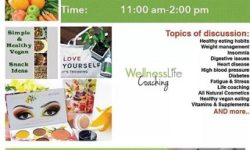 Summer Wellness Workshop at Confetti Party Place – June 23