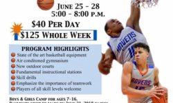 Saint Raymond's Boys & Girls Basketball Mini-Camp