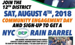 Rain Barrel Giveaway Set for Saturday, August 4