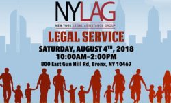 NYC Council Member Andy King to host free mobile legal help center