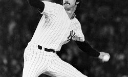 Ron Guidry And His Career Game