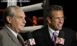 Boxing Hall of Fame For Longtime Colleague