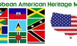 Caribbean-American Heritage Month -- carryonfriends.com