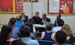 Congressmen Crowley and Gutiérrez, Catholic Migration Services Host Immigration Resources Forum in Queens