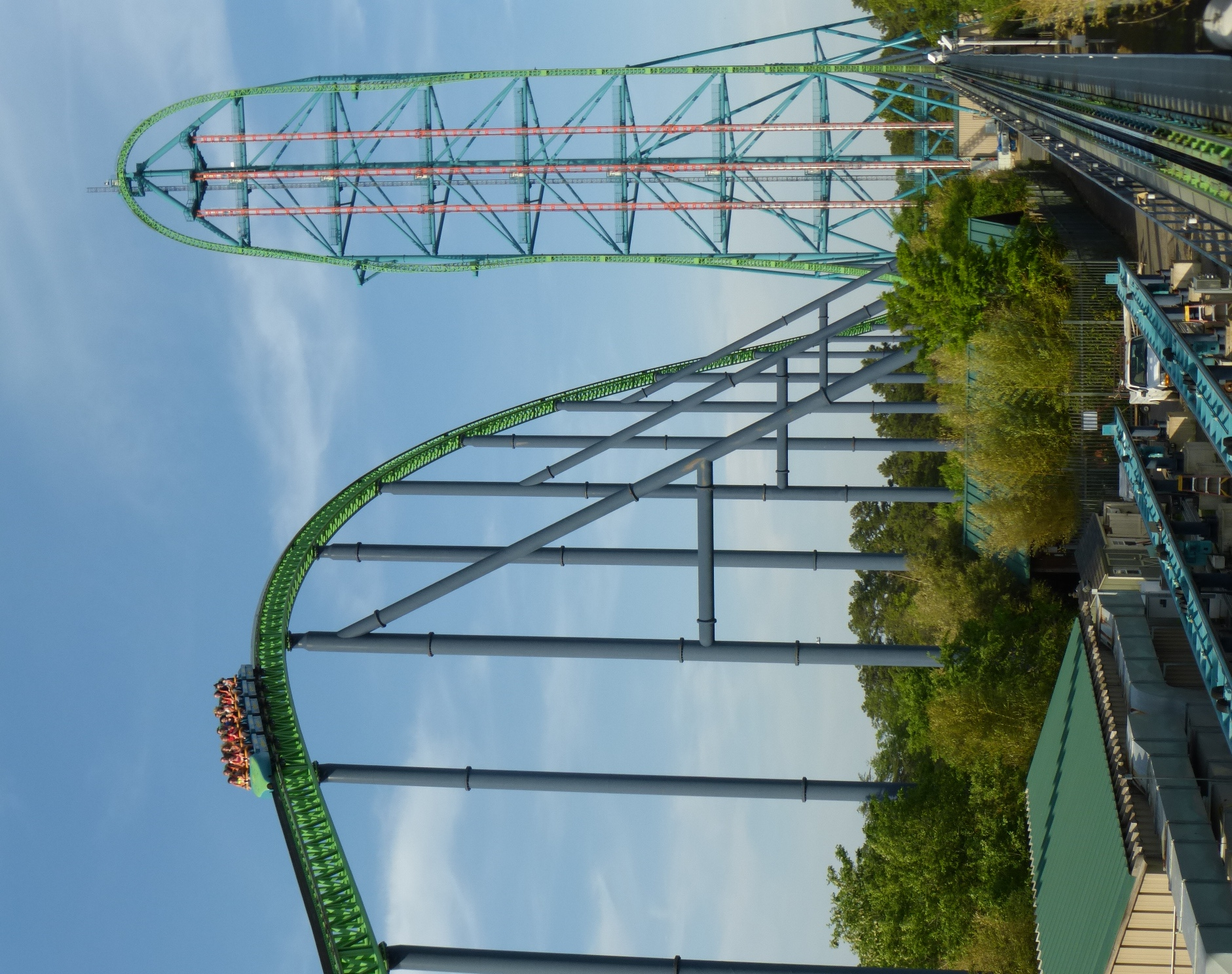 Profile America: Thrill Rides