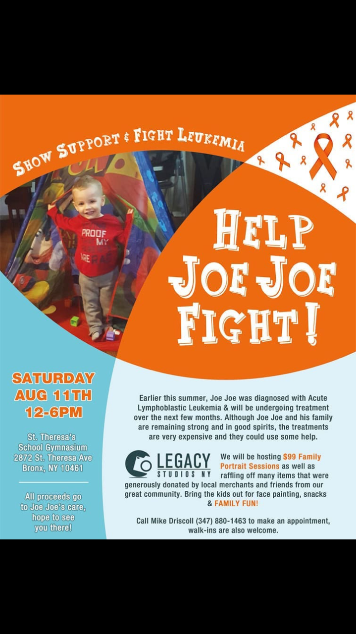 Fundraiser for Joe Joe