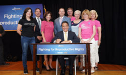 Governor Cuomo Rallies to Protect Reproductive Rights (Flickr)