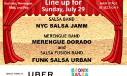 Orchard Beach Summer Concert Series, July 29