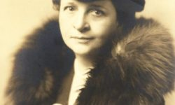 Frances Perkins, FDR's Secretary of Labor and the first woman to serve as a cabinet secretary, was the principal architect of the New Deal. (Credit: francesperkinscenter.org.)