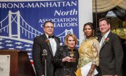 Kathy Zamechansky Wins Prestigious Award and Named Vice Chair Of Bronx Overall Economic Development Corporation