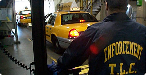 taxis, NYC Taxi and Limousine Commission, TLC, black cars, livery
