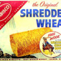storied cereal, Nabisco, shredded wheat