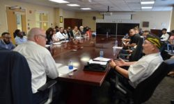 Congressman Crowley Holds Resources Forum with Community Veterans