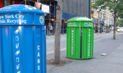 City Parks Foundation's SummerStageReceives Recycling Bins throughCoca-Cola/Keep America Beautiful Public Space Recycling Grant Program
