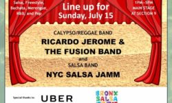 Bronx Summer Concert Series 2018