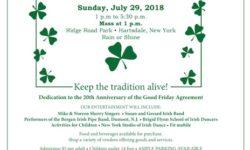 Irish Heritage Day at Ridge Road Park