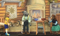 THE BIG GOOD WOLF: Puppet Show