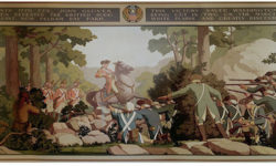 BP DIAZ & BRONX COUNTY HISTORICAL SOCIETY RELEASE 'THE BRONX COUNTY BUILDING'S HISTORIC MURALS: AN ARTISTIC LEGACY'