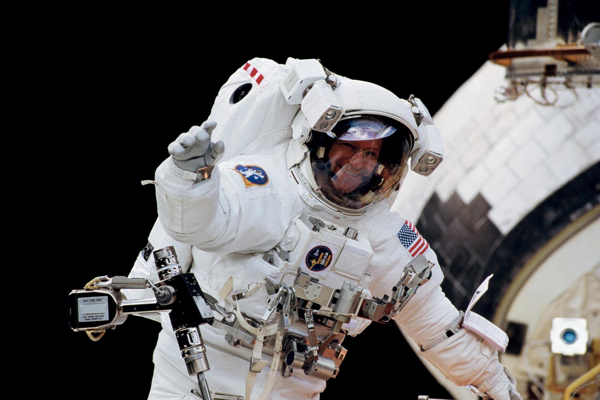 Vernuccio's View: NASA's Next Big Project