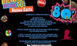 80's Dance Party Fundraiser in Memory of Christopher Casatelli