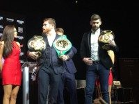 Canelo The Richest Athlete; New Face Of Boxing?